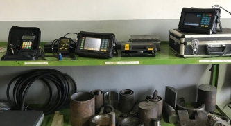 Qualified laboratory services of non-destructive testing of drilling equipment and electrotechnical laboratory: